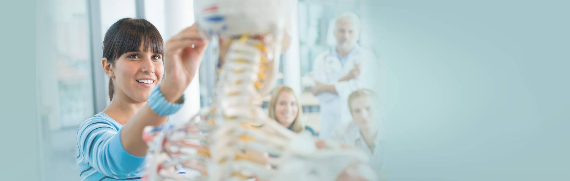 Opleiding Osteopathie College Sutherland