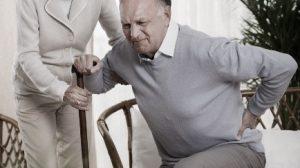 Heuppijn ouderen